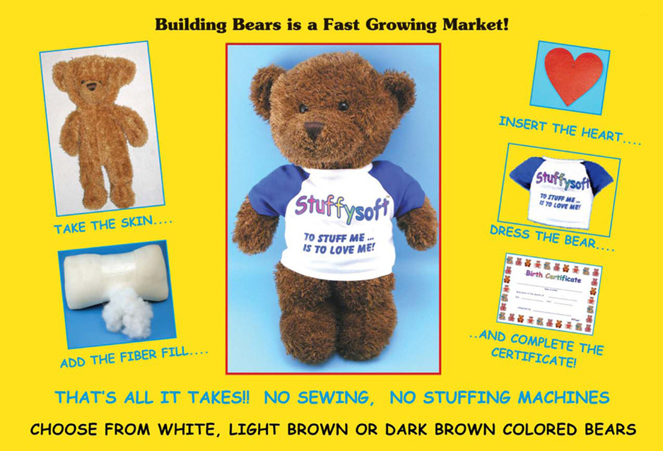 build a bear marketing